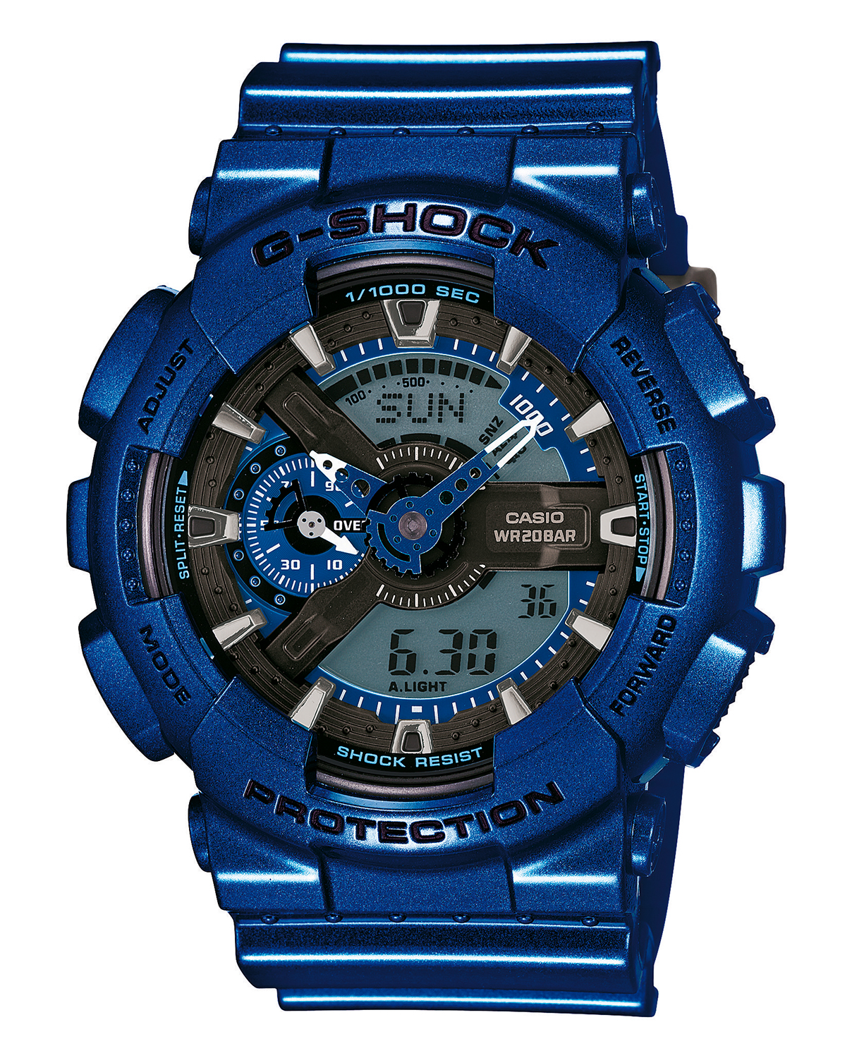 Casio G-Shock GA-110NM-2AER Limited Color 44