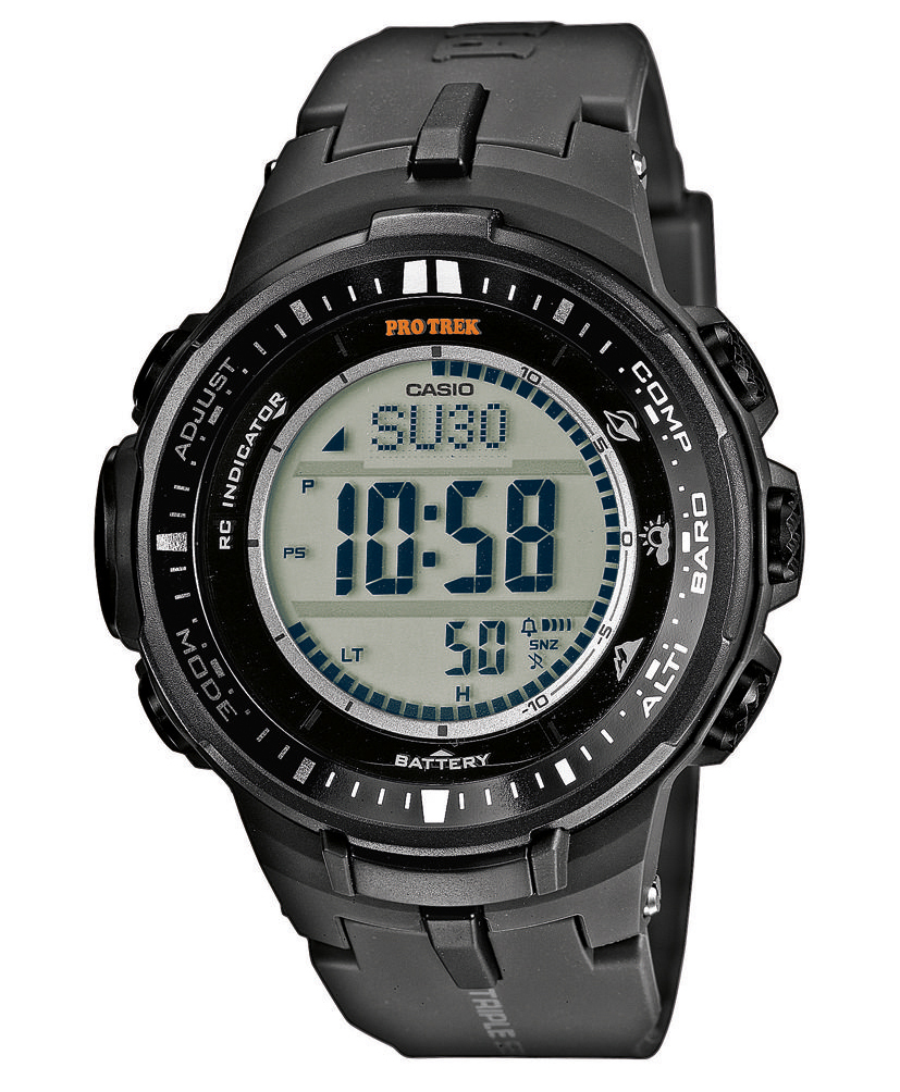 Casio Sport, Solar Powered