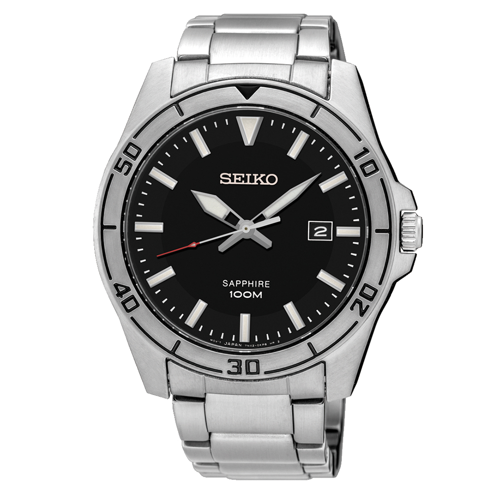 Seiko Basics Quartz