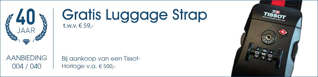 004 / 040 - Tissot Luggage Strap