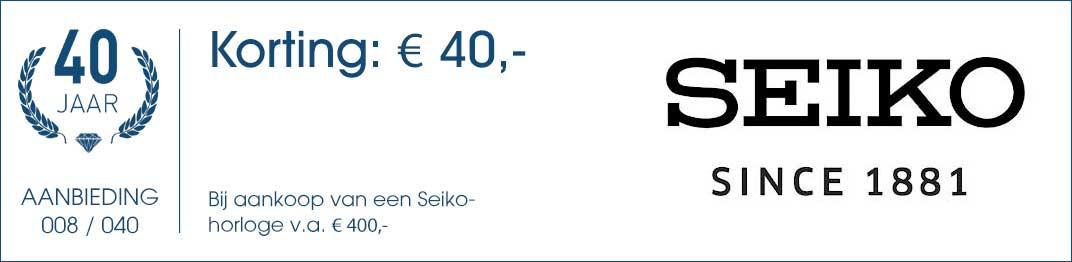 008 / 040 - Seiko Aanbieding