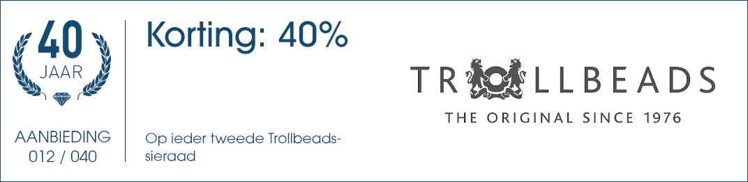 012 / 040 - Trollbeads Aanbieding