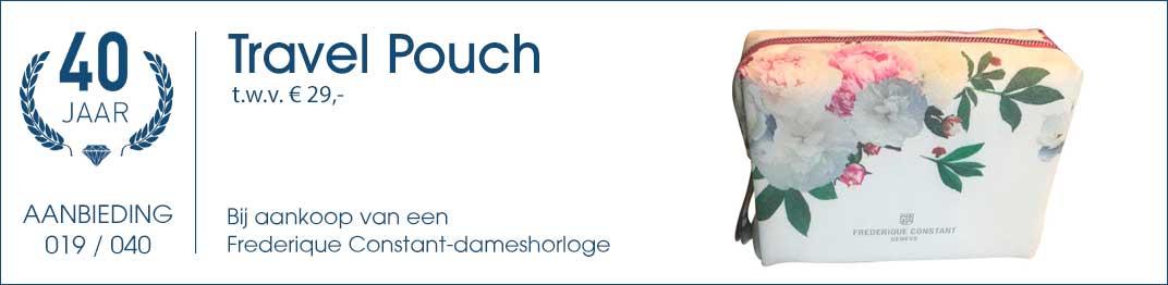 019 / 040 - Frederique Contant Travel Pouch