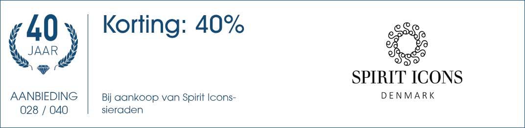 028 / 040 - Spirit Icons Aanbieding