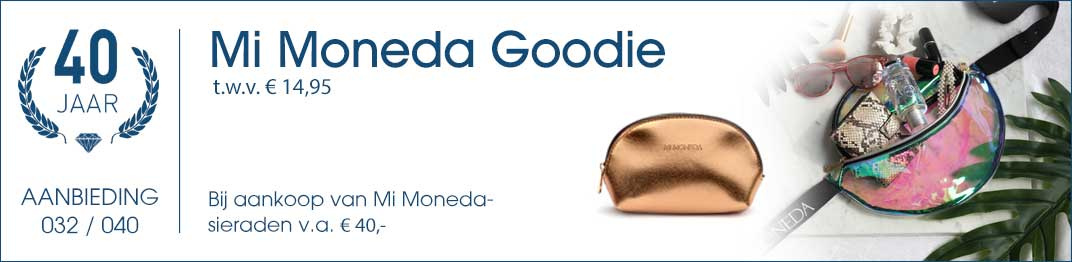 032 / 040 - Gratis Mi Moneda Goodie