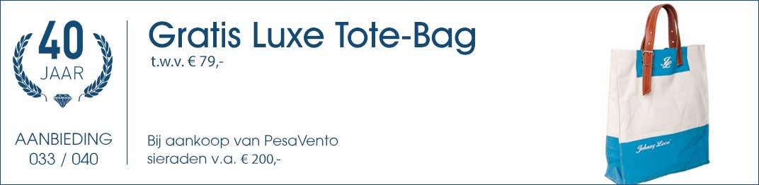 033 / 040 - Gratis Johnny Loco Tote Bag