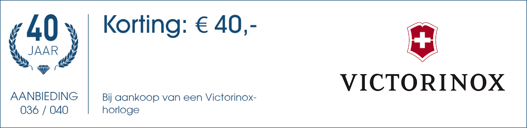 036 / 040 - Victorinox Aanbieding