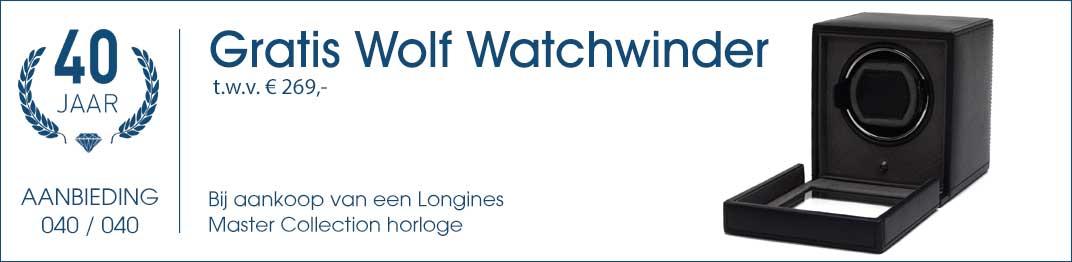 040 / 040 - Wolf Watchwinder